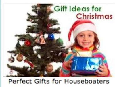 Pic #1 - Xmas Gifts for Houseboaters