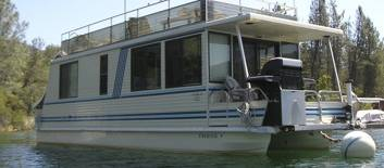 where to rent small houseboats or smaller houseboat rentals - Small Houseboat