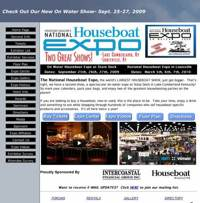 National Houseboat Expo show