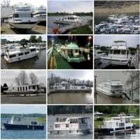 New Houseboats