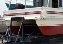 Catamaran Houseboats