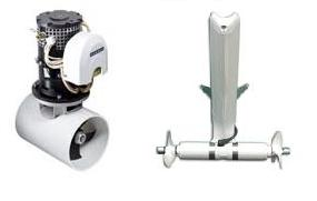 Vetus/Lewmar & SideShift<br> Stern & Bow Thrusters for Houseboats.
