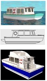 Yes, with House Boat Plans, you can Build your Own Houseboat!