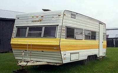 Possible to convert a Travel Trailer into a Houseboat