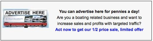 Advertise Houseboat Business Advertising