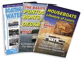Houseboat dvd informational video.