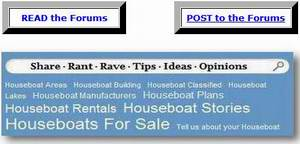 Houseboat Forums for all House Boats
