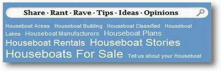 All About Houseboats Forum Topics