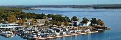 Houseboat Marinas - a potential favourite, Lake Murray, Oklahoma