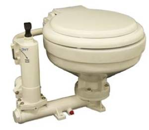 How to eliminate houseboat toilet smells.