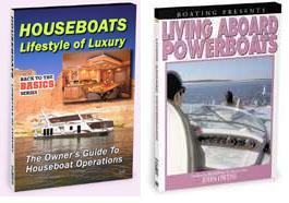 House Boat Living - Live Aboard Houseboats