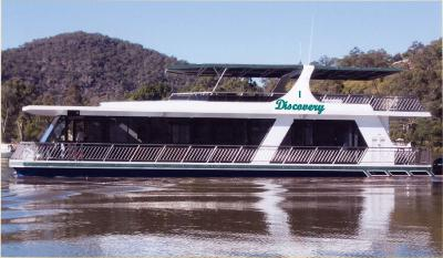 Luxury Houseboats in New Zealand