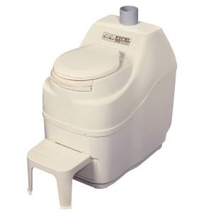 Houseboat Toilets - Non-Electric Self-Contained Composting Toilet
