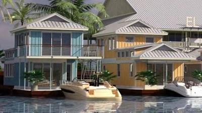 Photo #1 - the affordable Harbor Retreat model