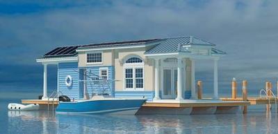 Photo #3 - the new 45 foot Coastal Manor