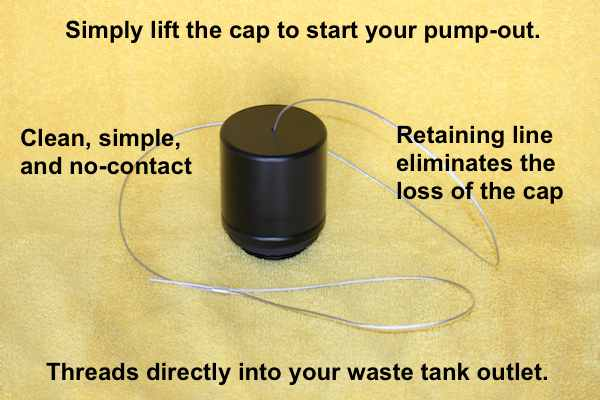 New Pump Out Adapter for Houseboats