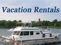 Tips and Ideas for a Rental Houseboat Vacation