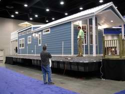 Floating House Homemade Houseboat Designs