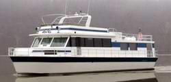 Flybridge Houseboat Designs