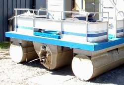 Pontoon Houseboat Designs