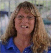 Tammy, the houseboat canvas zipper repair girl