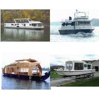 popular houseboats