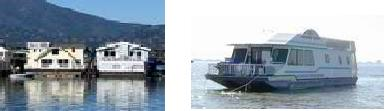 Stationary Floating Homes versus Self-Propelled Houseboats