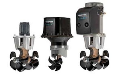 Houseboat Thrusters - bow or stern, electric or hydraulic