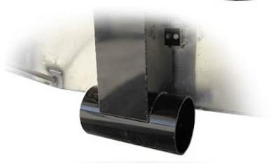 Houseboat Stern Thrusters - electric or hydraulic models