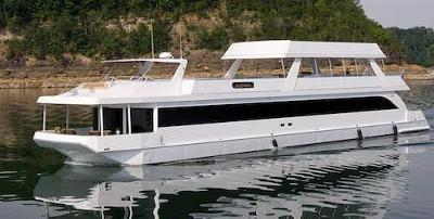 New Houseboats For Sale - standard house boats available