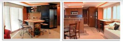 Custom Houseboat Interiors, Plans, and Layouts