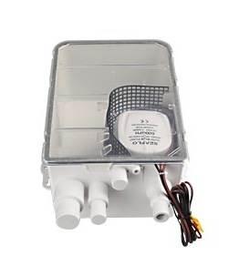 Marine Shower Sump Pump Drain Kit