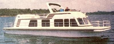 Gibson Houseboats - the Sport Series boat