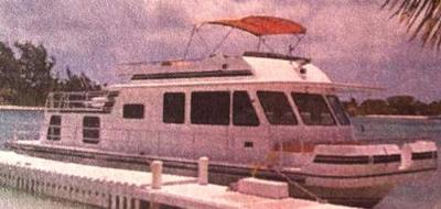 Gibson Houseboats - the 5500 or 5900 series boats