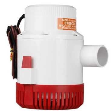 Bilge Pump - 3700 GPH high volume pumps