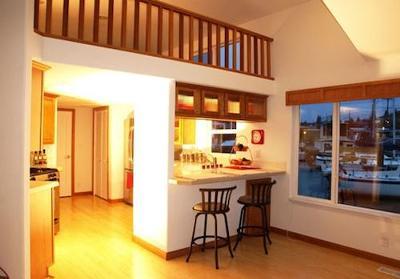 Floating Home Cottages - affordable houseboat living