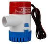 Bilge Pumps - high efficiency 1100 GPH pumps