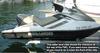 Jet Ski Lifts, PWC Rails, SeaDoo, for houseboat platforms
