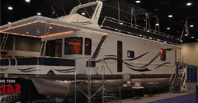New Pontoon House Boats For Sale - build it to your taste