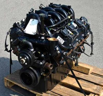 Houseboat Engines - new motors or remanufactured blocks