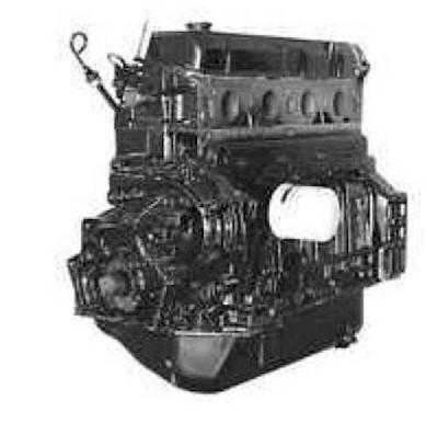 Houseboat Motors - new or remanufactured short long blocks