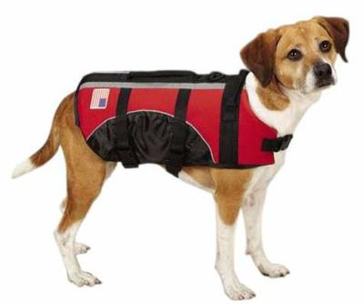 Dog Pet PFD Life Jacket for Houseboat