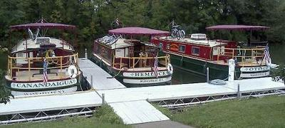 Rare Houseboat Rental - historical canal boating rentals