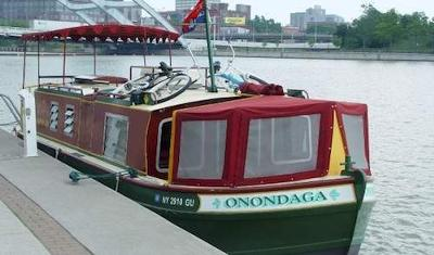 Canal Houseboat Rentals - explore the cities and towns