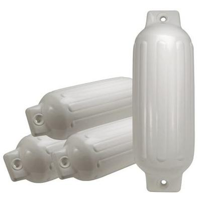 Boat Fenders - white dock fender