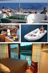Water activities, full kitchens, sunning on the roof, to 5 star bedroom views